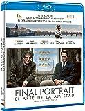 Final Portrait (Spanish Release) Final Portrait (El Arte De La Amistad)