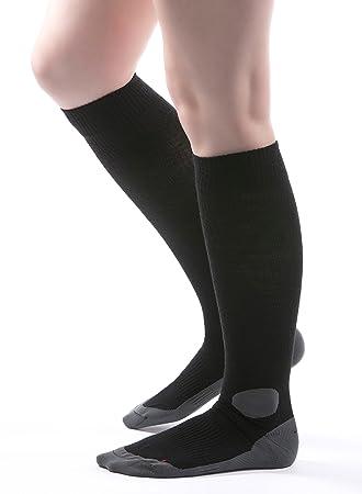 c9ec587b81 Amazon.com: Allegro 15-20 mmHg Premium 131 Italian Wool Compression ...