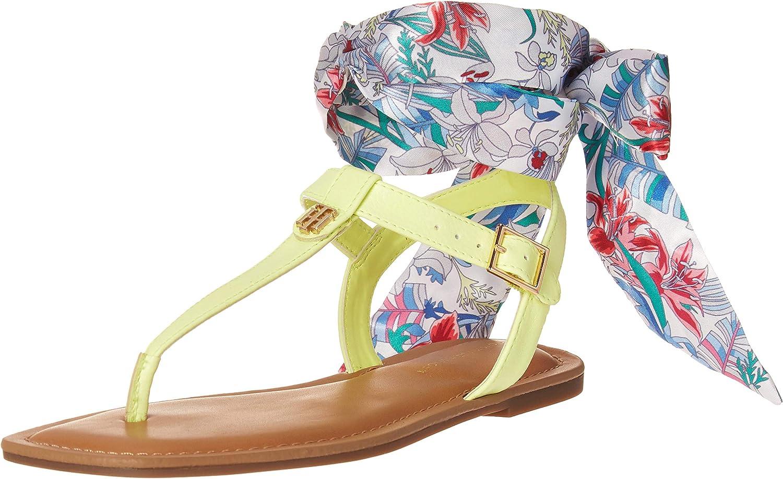 Tommy Hilfiger Women's Twjinis Flat 40% OFF Cheap Sale OFFer Sandal