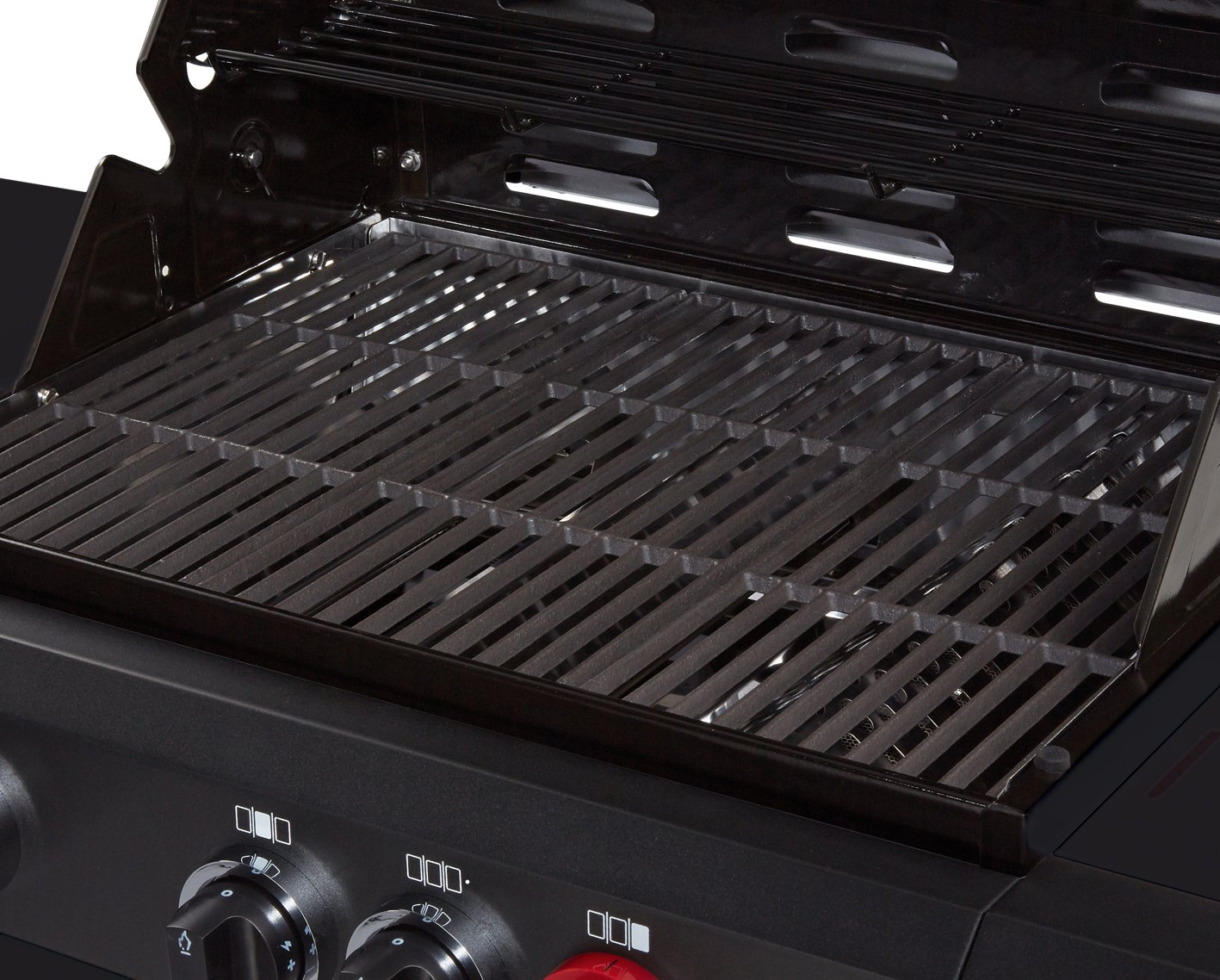 Enders Gasgrill Kansas Black Pro 3 K Turbo : Enders gasgrill kansas black 3 k turbo: amazon.de: garten