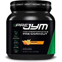 Pre JYM Pre Workout Powder - BCAAs, Creatine HCI, Citrulline Malate, Beta-Alanine, Betaine, and More | JYM Supplement…