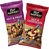 16-Count Nut Harvest Trail Mix Variety Pack