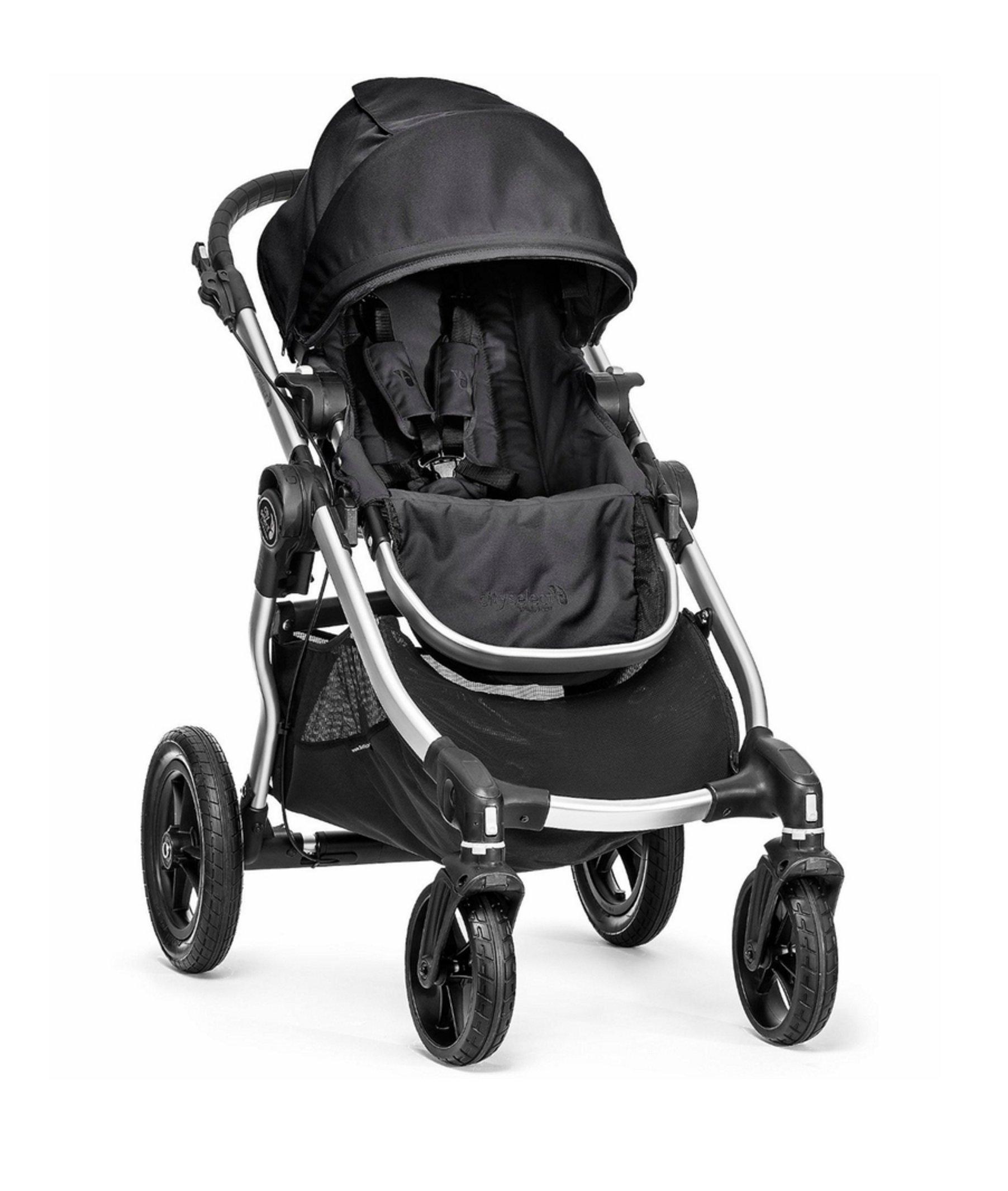 Baby Jogger 2017 City Select Single Stroller Onyx