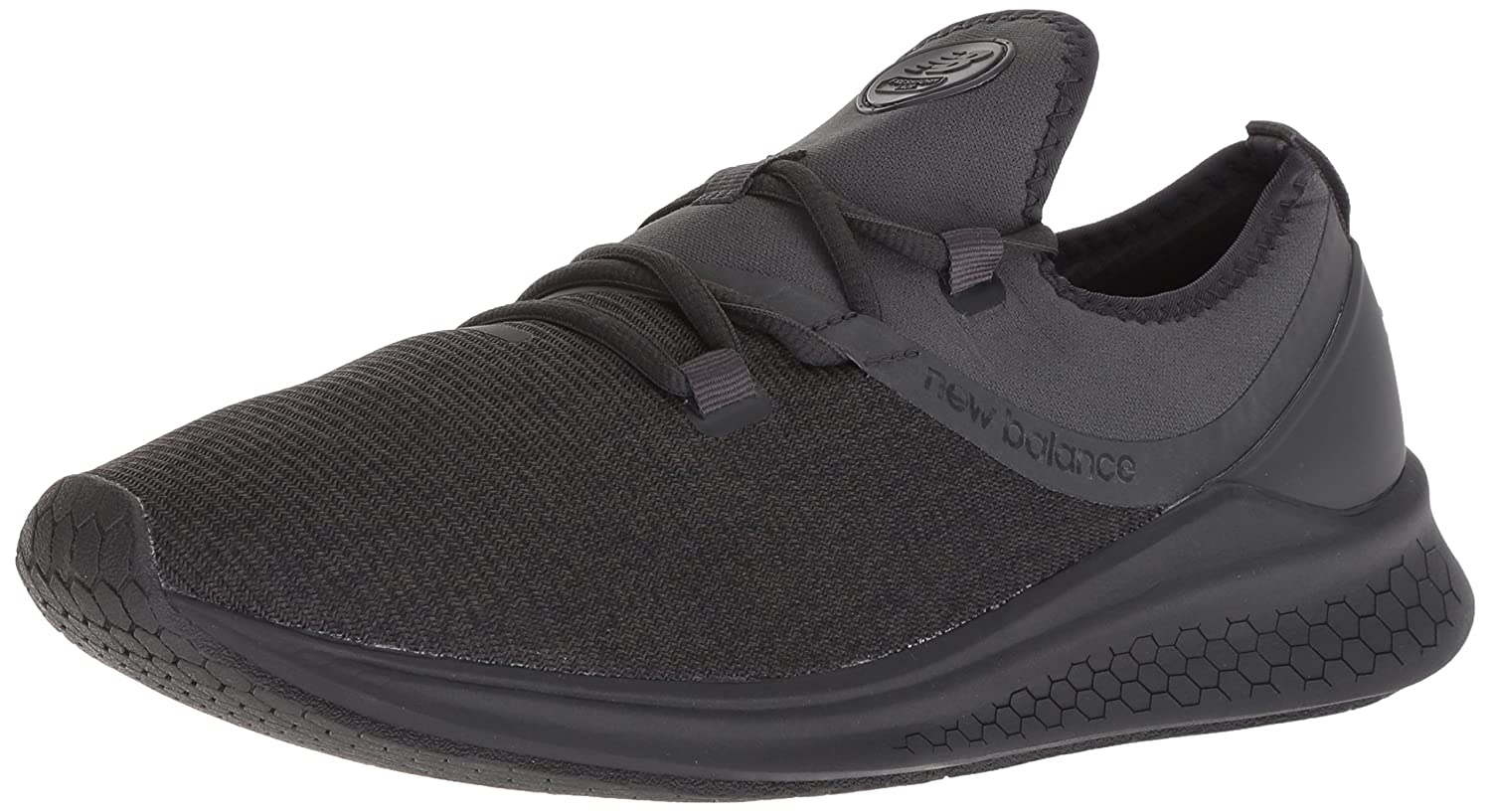 New Balance Men's Fresh Foam Lazr Heathered B075R6VHK3 8 D(M) US|Grey