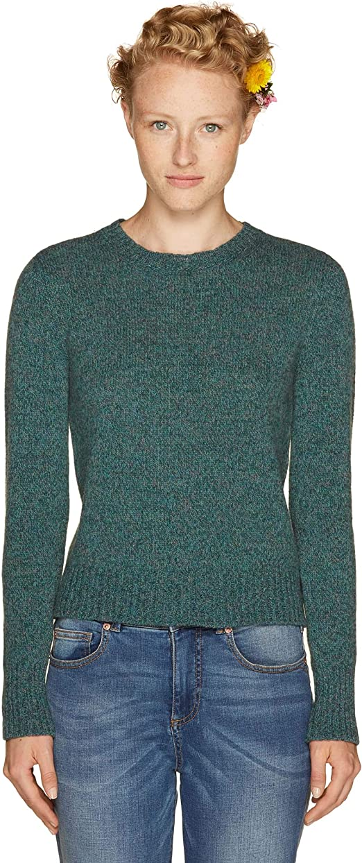 United Colors of Benetton Sweater L//S Felpa Donna