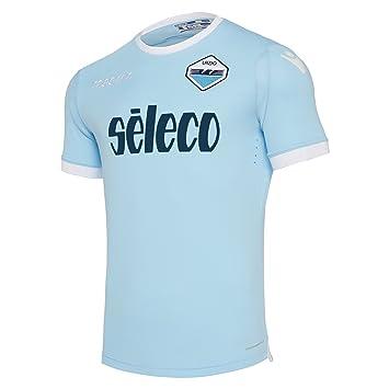 Macron Camiseta Primera equipación Adulto SS Lazio 2017/18