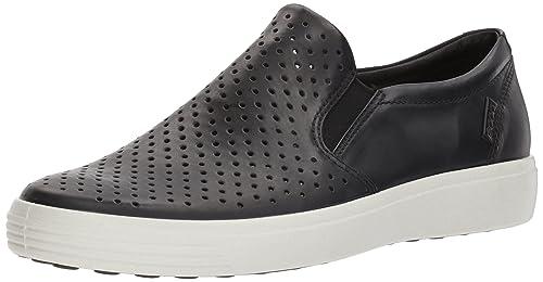 ECCO Soft 7, Zapatillas sin Cordones para Hombre: Amazon.es: Zapatos y complementos