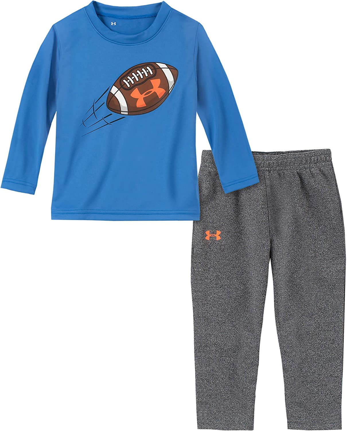 Under Armour Baby-Boys Pant and Long Sleeve Sets Layette Set Baby Boys  Clothing & Accessories