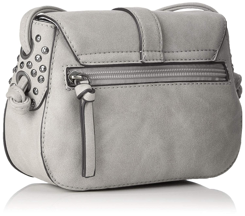 Tamaris Damen Adelia Crossbody Bag S Umhängetasche, 6x13x19 cm