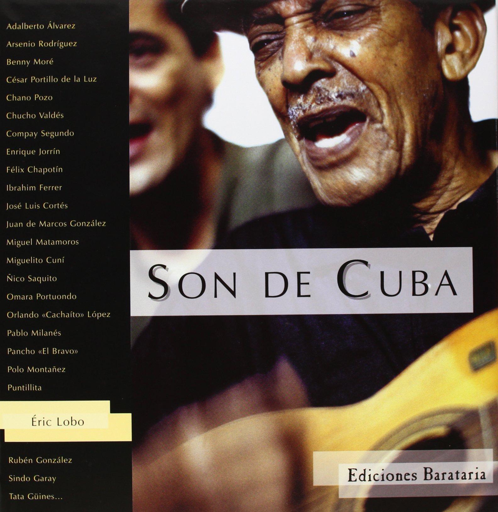 Son de Cuba (Documentos): Amazon.es: Lobo, Eric, Moreno, Carola ...
