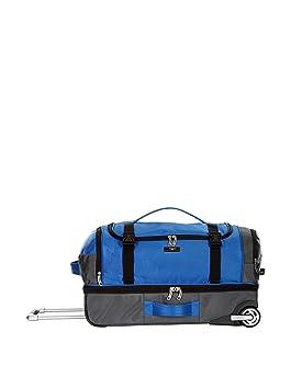 ce8d01bad9 Platinium Resnais Sac de Voyage, 67 cm, Bleu Gris: Amazon.fr: Bagages