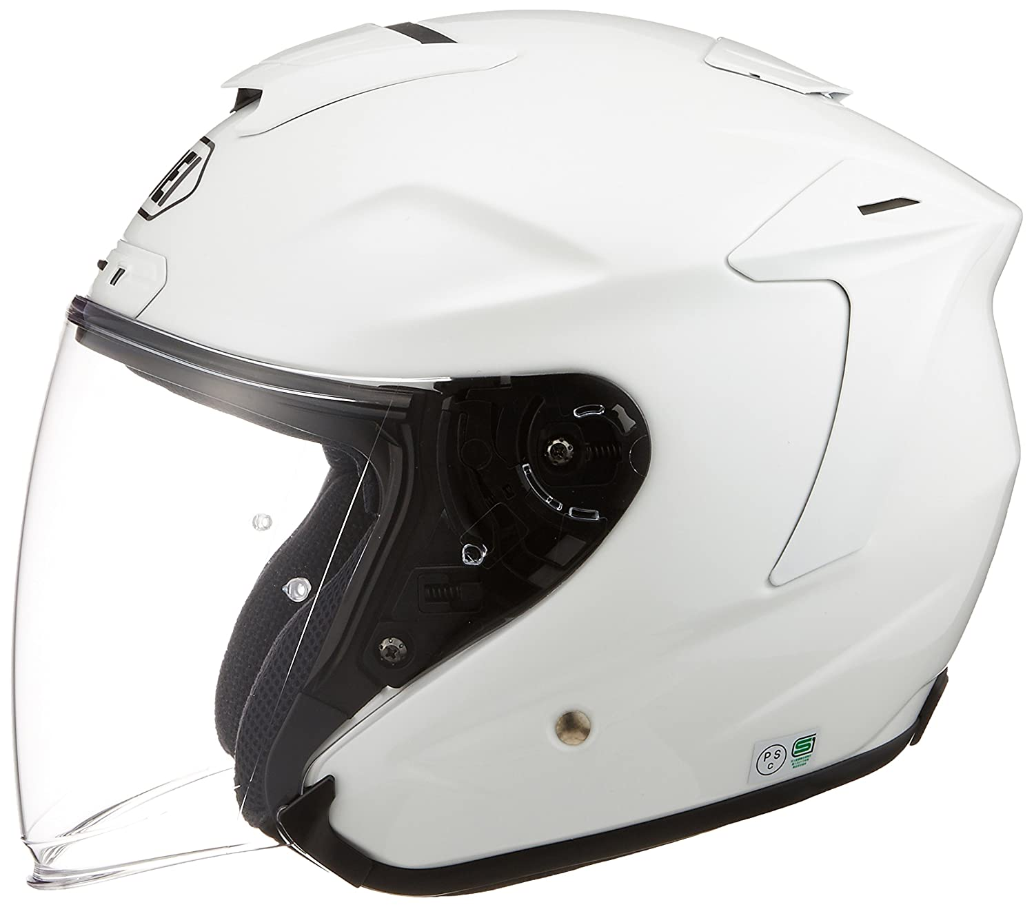Amazon.com: Shoei J-FORCE4 Luminous White Size L (59cm) Helmet: Automotive