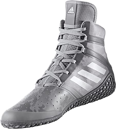 adidas Impact Wrestling Shoes - Grey