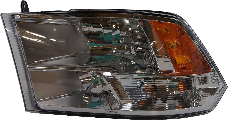 Genuine Chrysler Parts 4451730 Passenger Side Headlight Lens//Housing