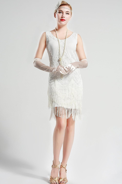 Charmant 20s Stil Prom Kleid Bilder - Brautkleider Ideen - cashingy.info