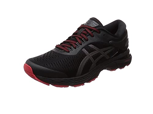 39a0c91244 ASICS Men's Gel-Kayano 25 Lite-Show Running Shoes, Mid Grey/Illusion