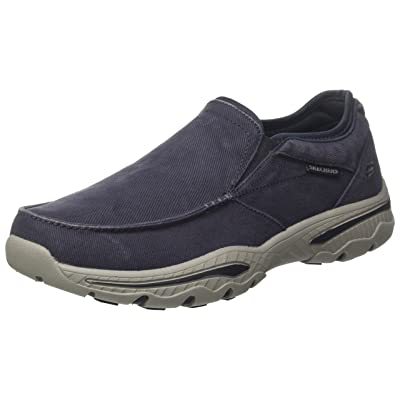 Skechers Men's Relaxed Fit-Creston-Moseco Moccasin | Loafers & Slip-Ons