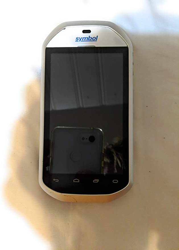 SYMBOL MC40N0-HLK3R0104 Handheld Computer Scanner with Battery