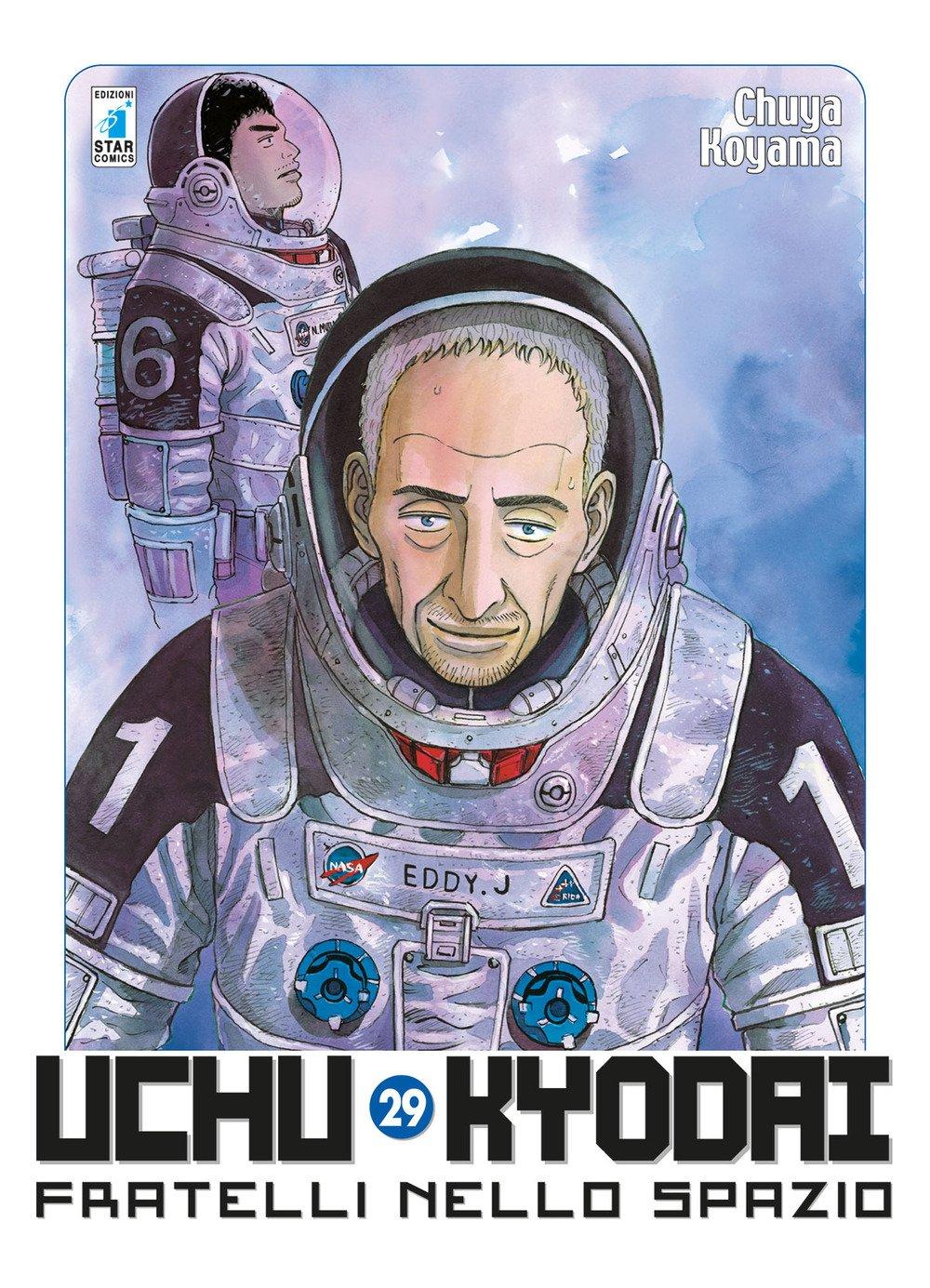 Uchu Kyodai. Fratelli nello spazio: 29 Copertina flessibile – 16 gen 2018 Chuya Koyama E. Cellie Star Comics 8822608380