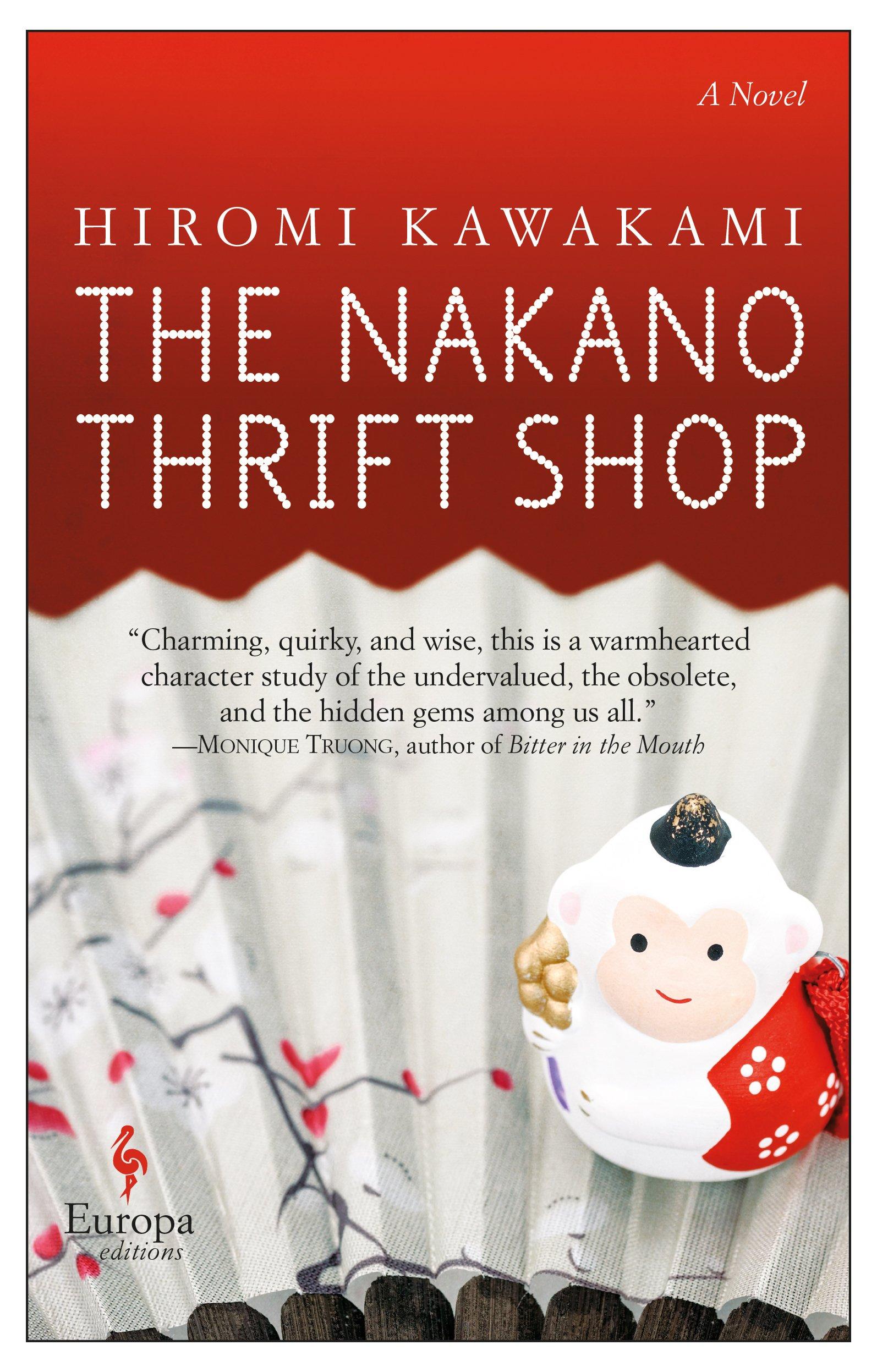 00d8da793 The Nakano Thrift Shop  Amazon.co.uk  Hiromi Kawakami