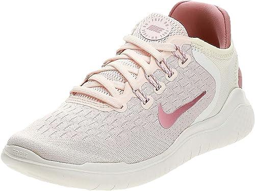 Nike Women S Free Rn 2018 Running Shoe 9 B M Us Guava Ice Rust Pink Sail Pink Tint Road Running