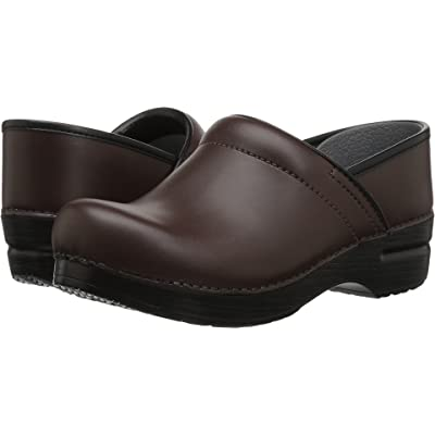 Amazon.com | Dansko Women's Professional Leather | Mules & Clogs