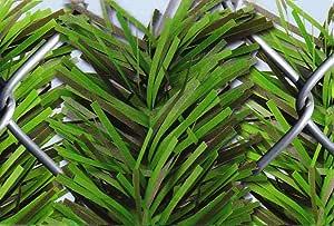 Amazon.com : Forevergreen Hedge Slats for 5' Chain Link