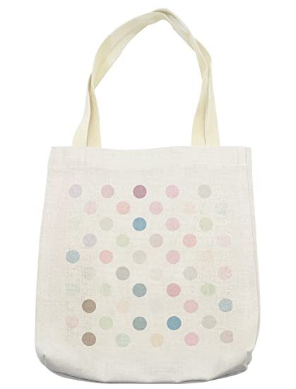 Amazon lunarable polka dots tote bag polka dots creative lunarable polka dots tote bag polka dots creative design template pattern simple gradient effects digital maxwellsz