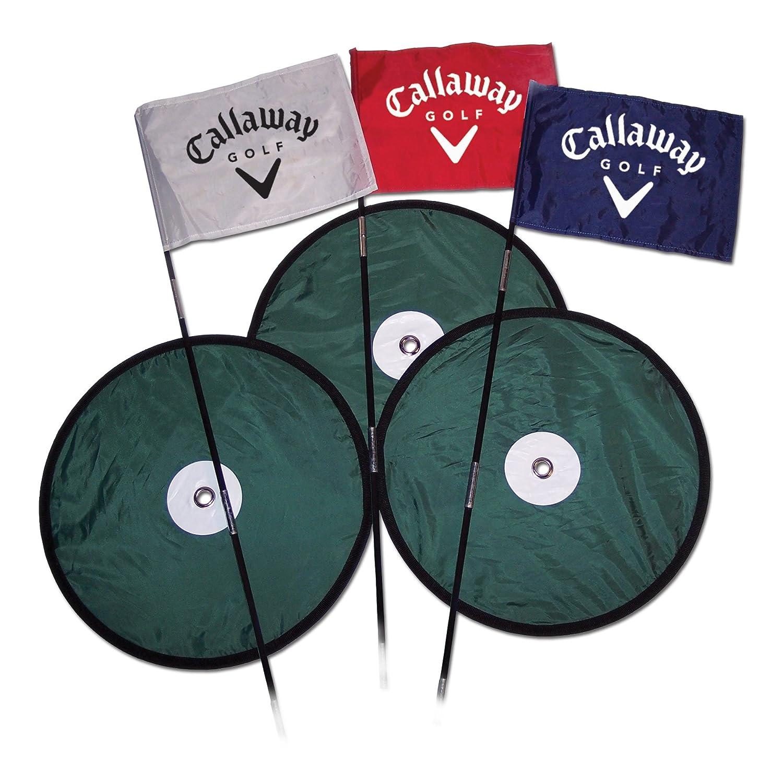 amazon com callaway backyard driving range golf hitting mats