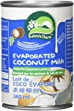 Natcharm Coconut Milk Evaporated, 12.2 oz