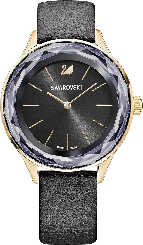 Swarovski Reloj Octea Nova, Correa de piel