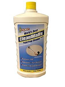 Chomp 53070-1 Cleanwalls World's Best Paint Prep Cleaner, 32 oz