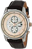 Citizen Men's CA0331-13A Eco-Drive Stainless Steel Chronograph Watch