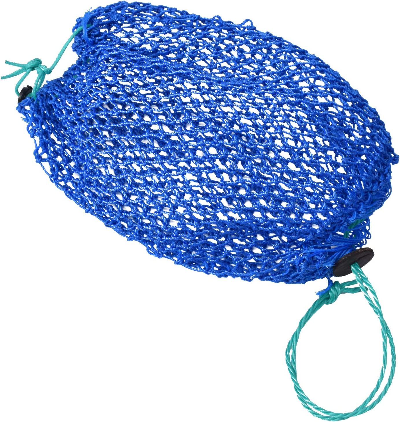 SF 3 Packs Mesh Bait Bags with Rubber Locker for Fishing Crab Traps Catfishing