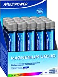 Multipower Magnesium Liquid, 20 Ampullen, 1er Pack (1 x 500 ml)