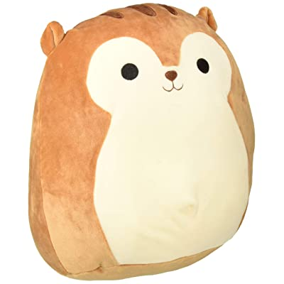 "Kelly Toy 12"" Squishmallow Sawyer Squirrel, Large, Multicolor: Toys & Games"
