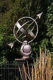 Good Directions Sun and Moon Armillary Sundial