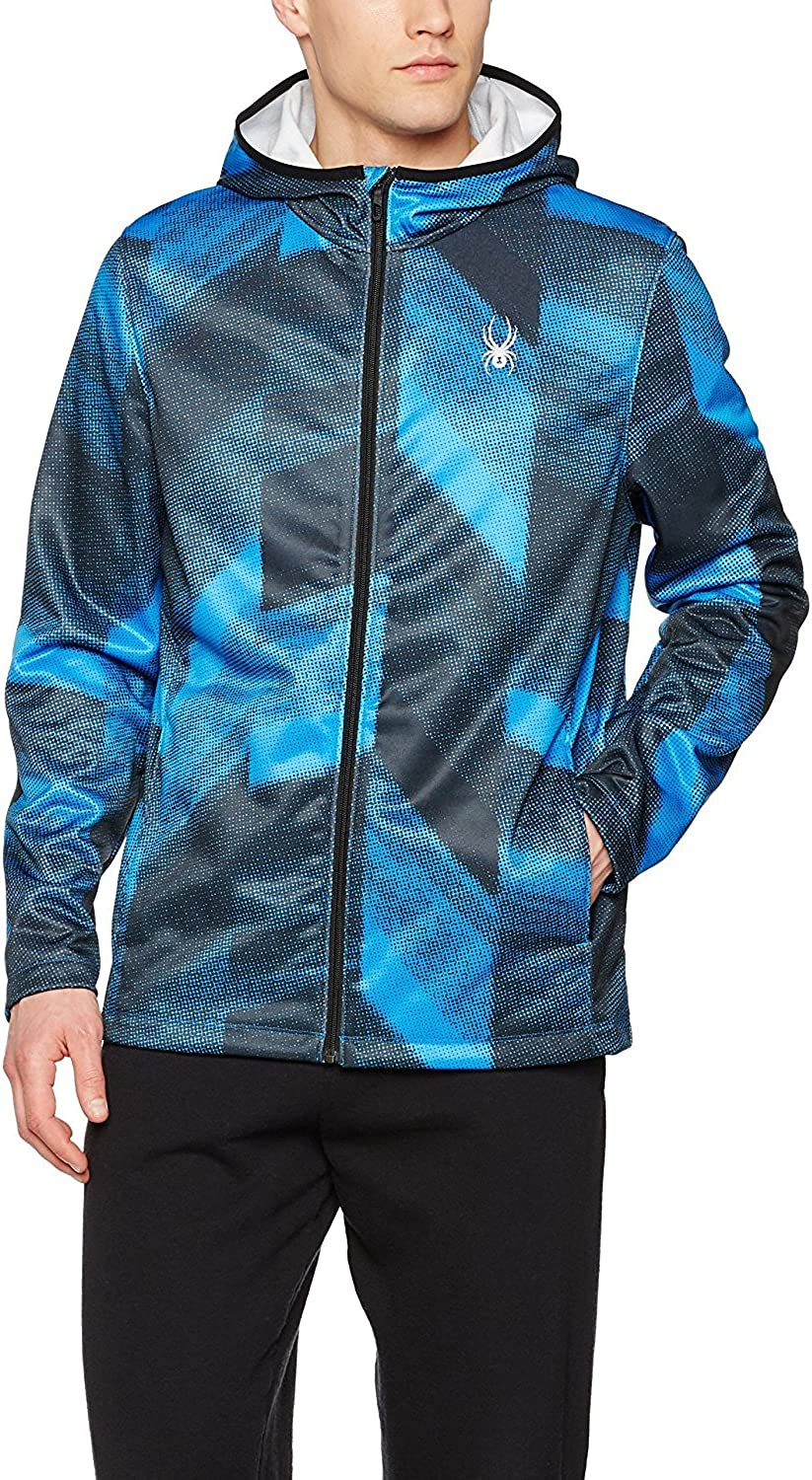 Spyder Mens Highlands Full Zip Hoody