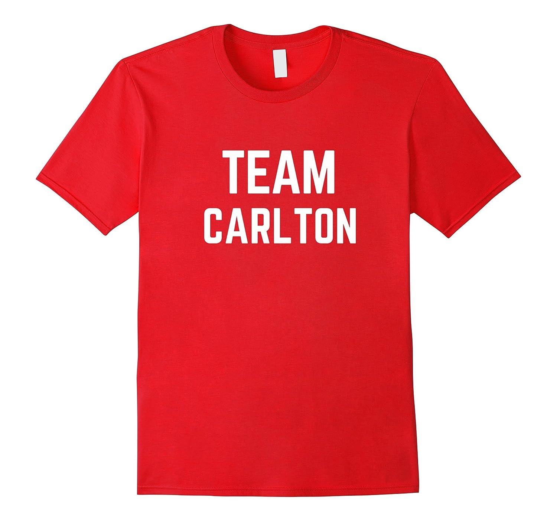 TEAM Carlton  Friend Family Fan Club Support T-shirt-TH
