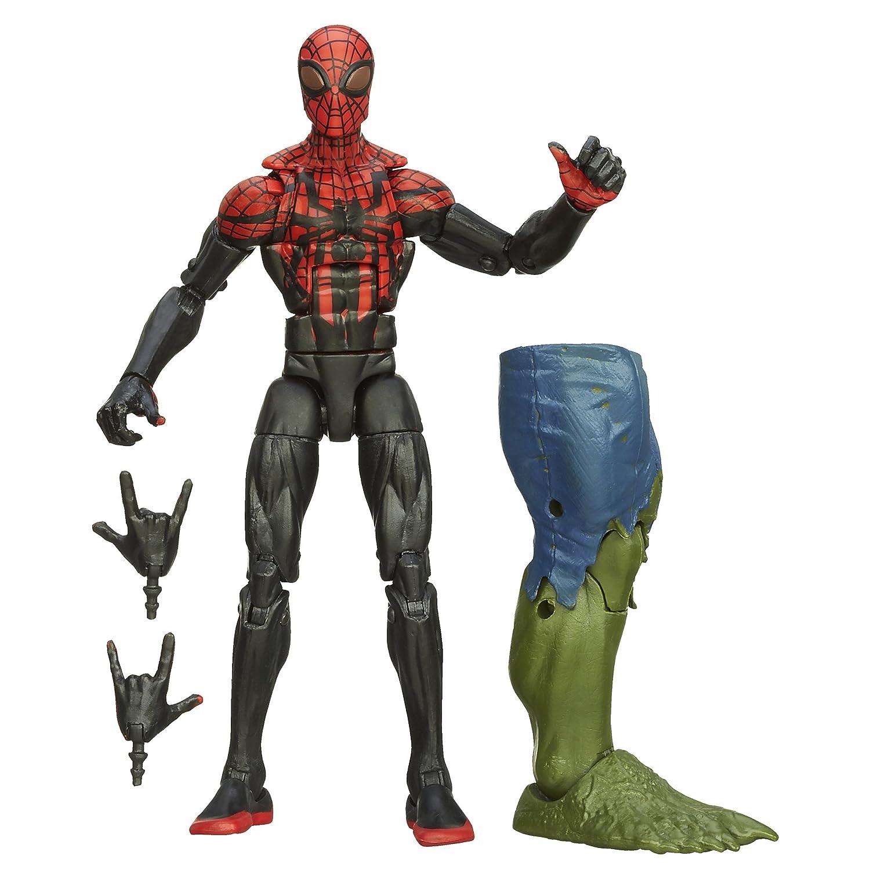 Marvel The Amazing Spider-Man 2 Marvel Legends Infinite Series Superior Spider-Man Figure 6 Inches Spiderman A6658000