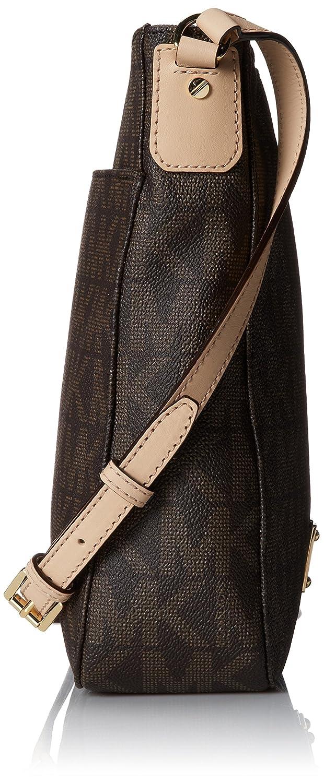 Amazon.com: MICHAEL Michael Kors Jet Set Travel Large Messenger Vanilla: Michael Kors: Shoes