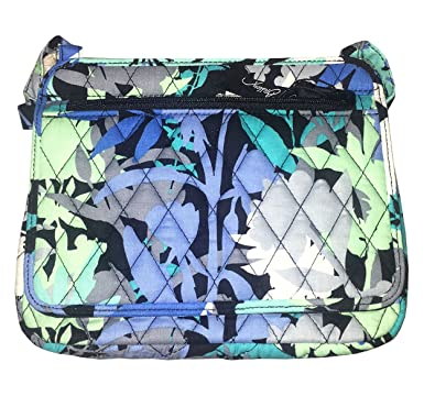 e1e5132d07 Image Unavailable. Image not available for. Color  Vera Bradley Petite  Crossbody Bag (Camofloral)