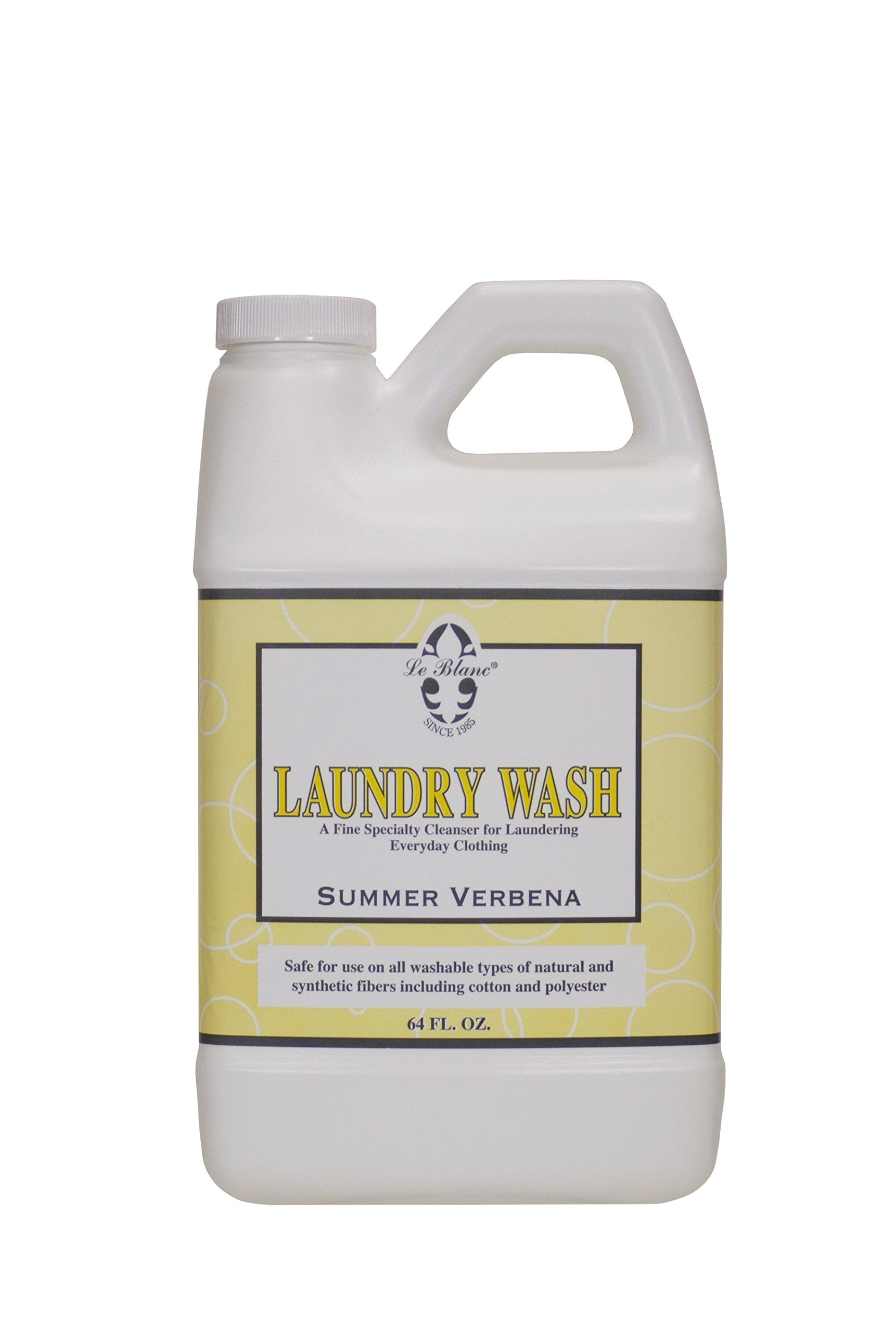 Le Blanc® Summer Verbena Laundry Wash - 64 FL. OZ., 6 Pack