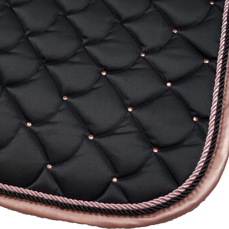 Copper Kiss-9600 Anthracite Ponyviels. Hkm Hkm 4057052043963 Saddle Cloth