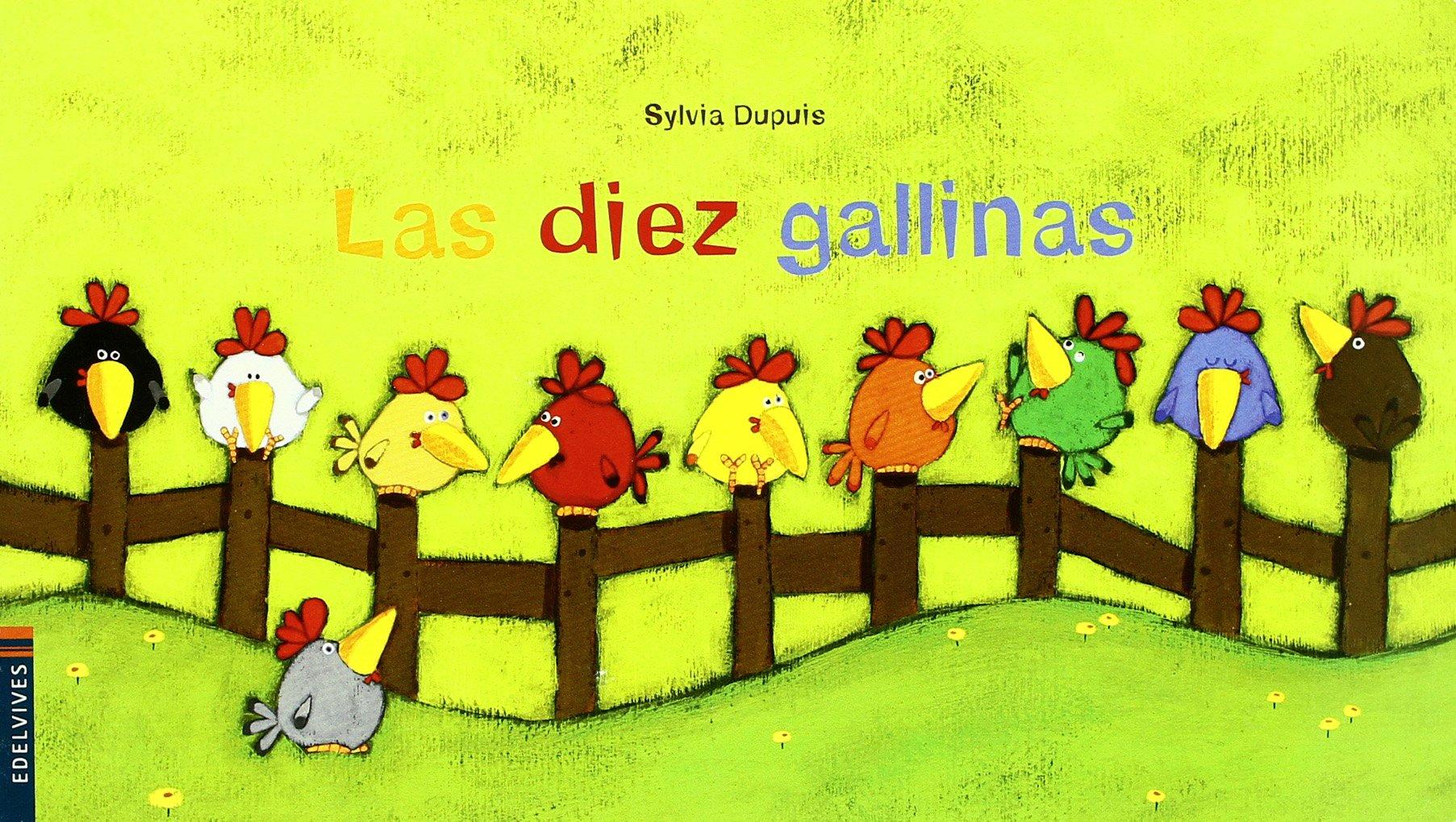 Resultado de imagen de LAS DIEZ GALLINAS