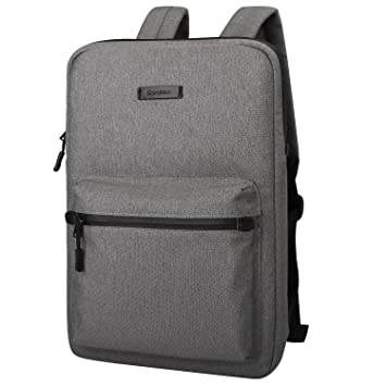 Mochilas ultra finas para laptops, mochila liviana Cartinoe de lona para mochila escolar para niñas
