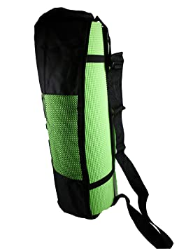 Slabo Fitness Mat Bag Yoga Mat Transpirable con Correa ...