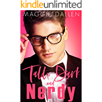 Tall, Dark, and Nerdy: A Sweet YA Romance (High School Billionaires  Book 1)