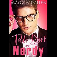Tall, Dark, and Nerdy: A Sweet YA Romance (High School Billionaires  Book 1) (English Edition)