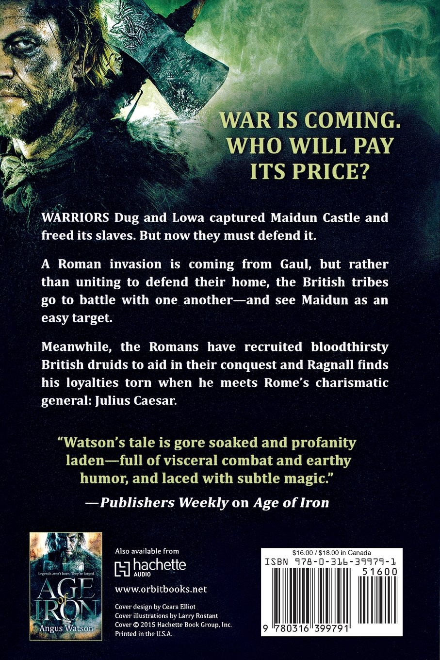 Clash of iron iron age angus watson 9780316399791 amazon clash of iron iron age angus watson 9780316399791 amazon books nvjuhfo Choice Image